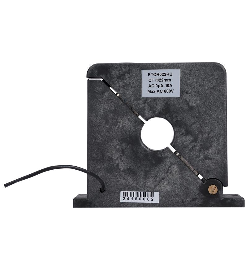 ETCR022KU Microampere Level High-precision Leakage Current Sensor