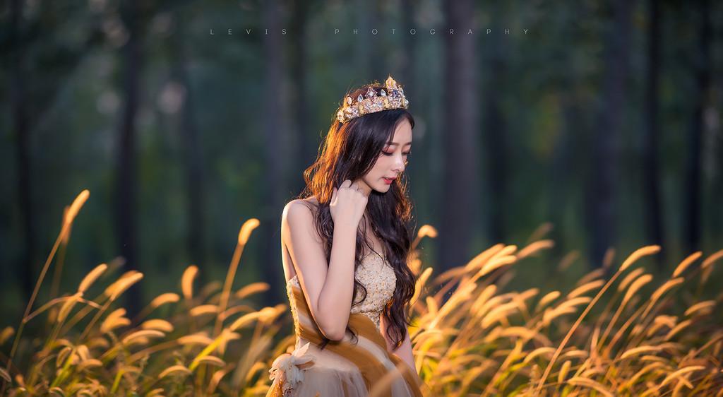 秋·语 森林女王