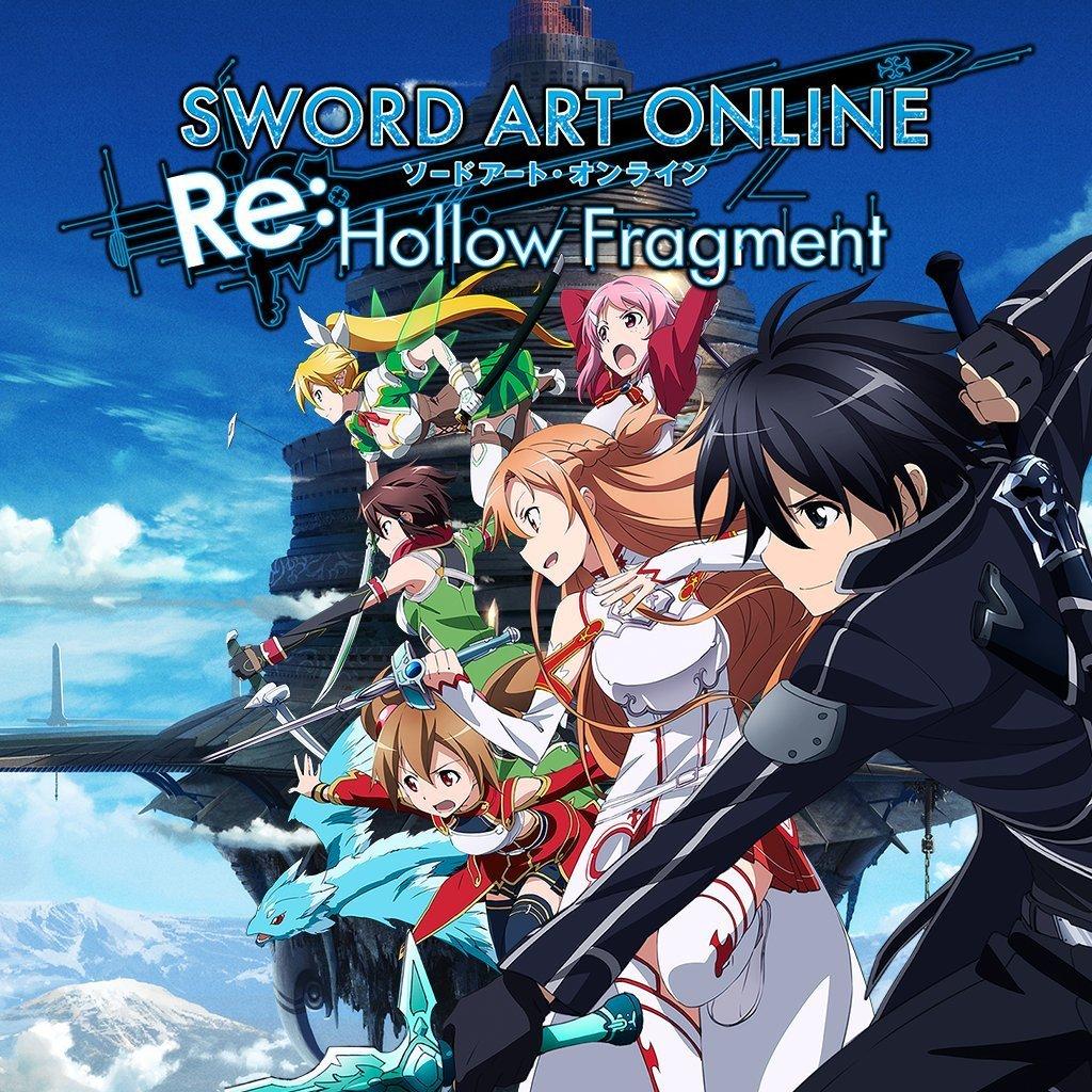 《刀剑神域:虚空断章 Sword Art Online: Hollow Fragment》繁体中文汉化版【版本日期20180913】