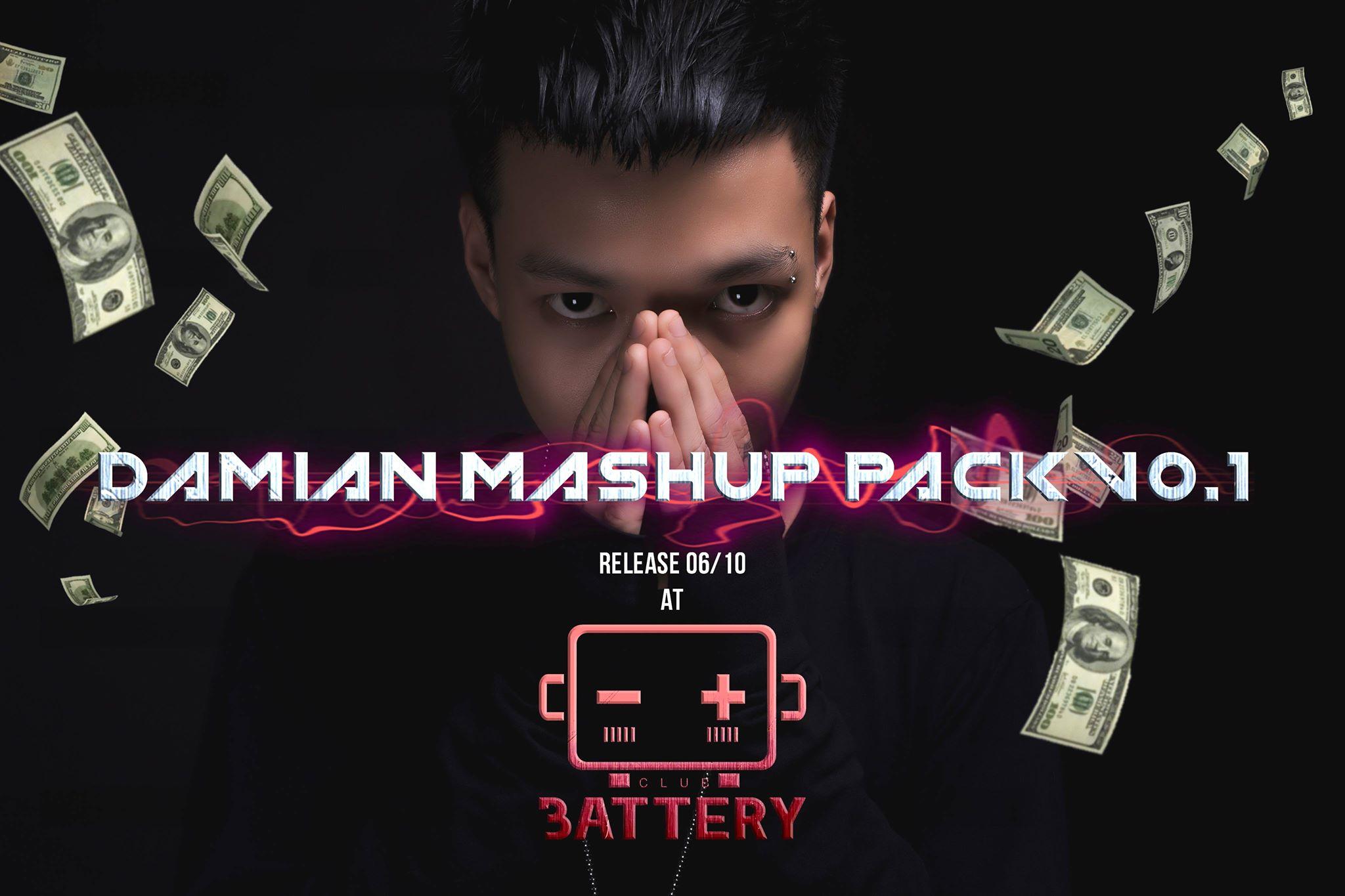 Damian Mashup Pack Vol.1