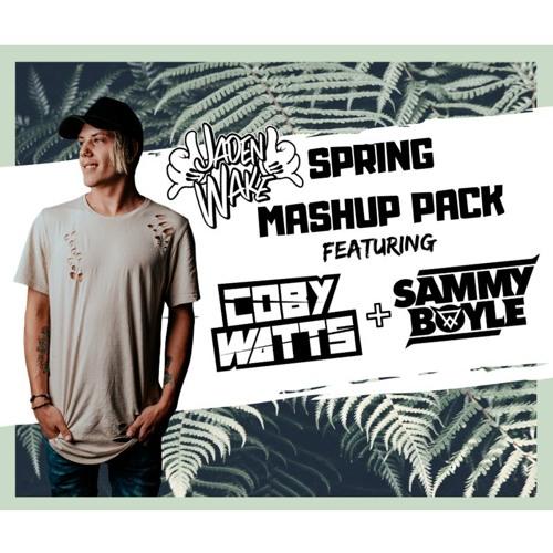 Jaden Wake Spring Mashup Pack