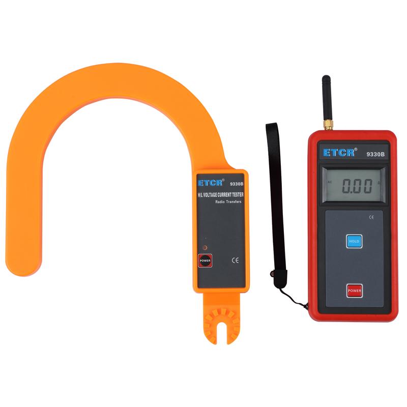 ETCR9330B大口径高低压钩形电流表-高压测试仪表-铱泰电子科技