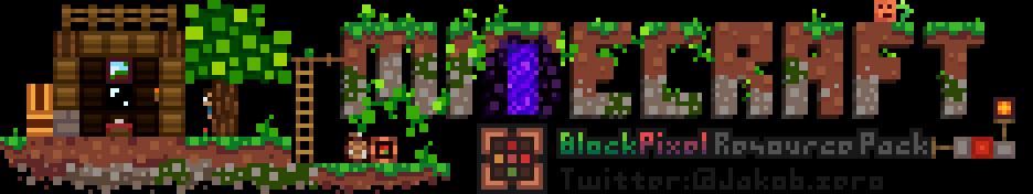 BlockPixel Java Edition Minecraft Texture Pack