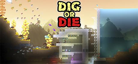 《挖或死 Dig or Die》中文汉化版【v1.03】