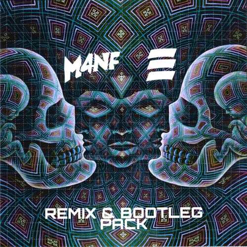 DERRIC & M4NF Presents - The Remix & Bootleg Pack