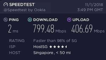 Indovirtue: 月付7刀/ 1024M内存/ 20G SSD/ 400G流量 / 1Gbps/ OVZ / 新加坡三网直连 / 做站不错