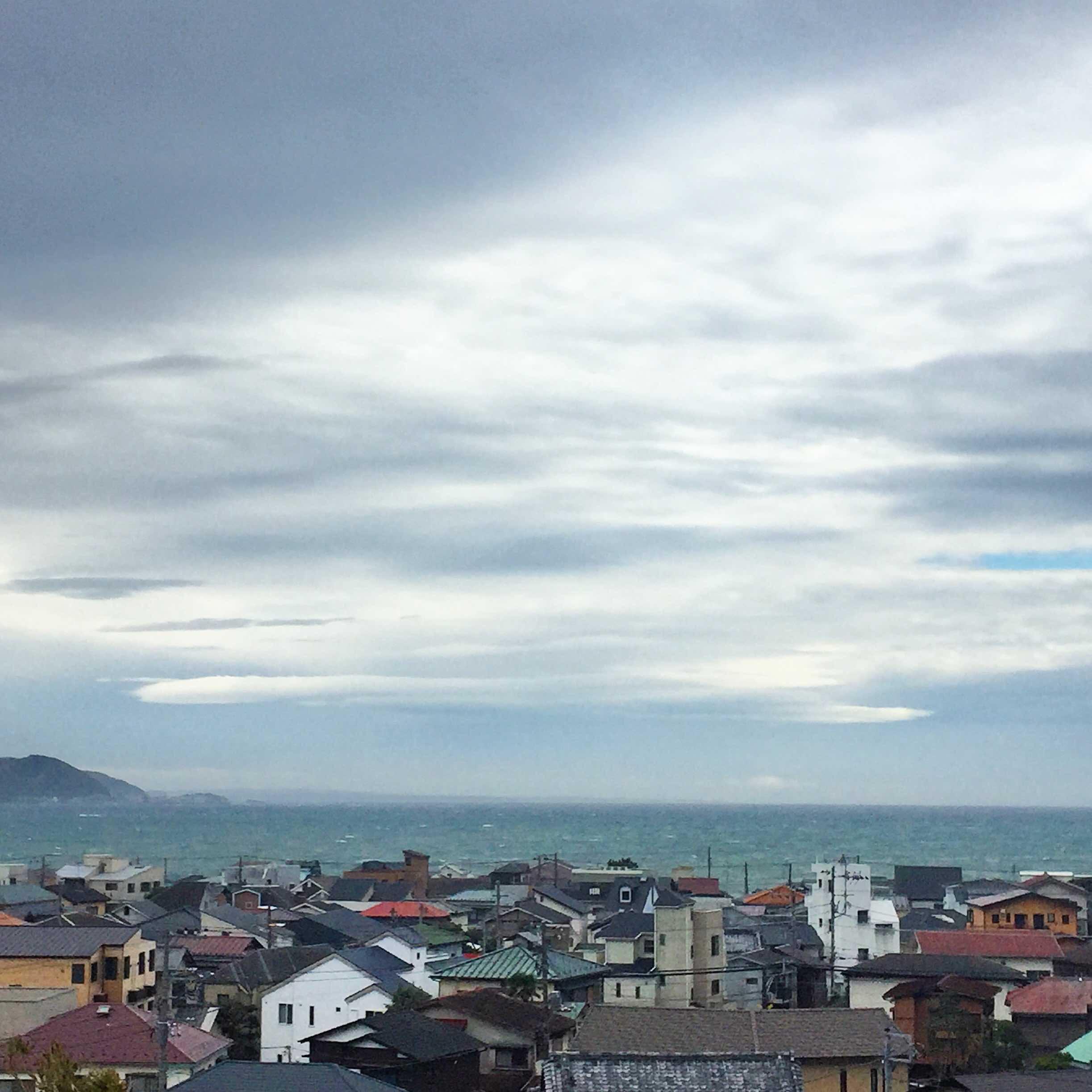镰仓长谷寺远眺
