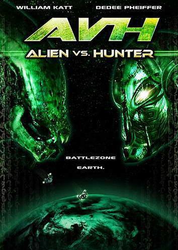 异形大战银河猎人 Alien vs. Hunter