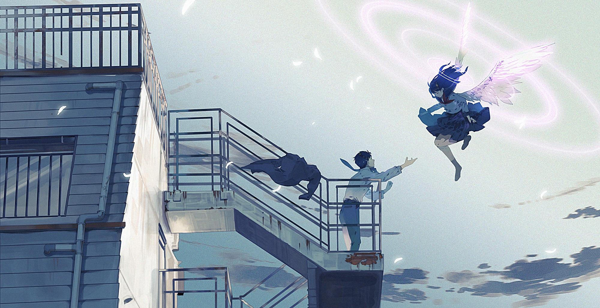 【动漫壁纸】11月27日精选动漫壁纸美图 动漫精品图片-第8张
