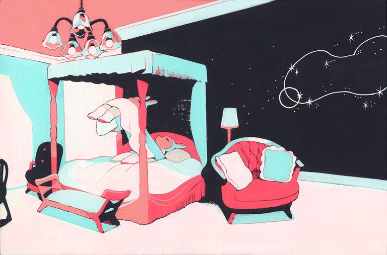 今夜祝你安眠。「天篷床」特輯 动漫精品图片-第11张