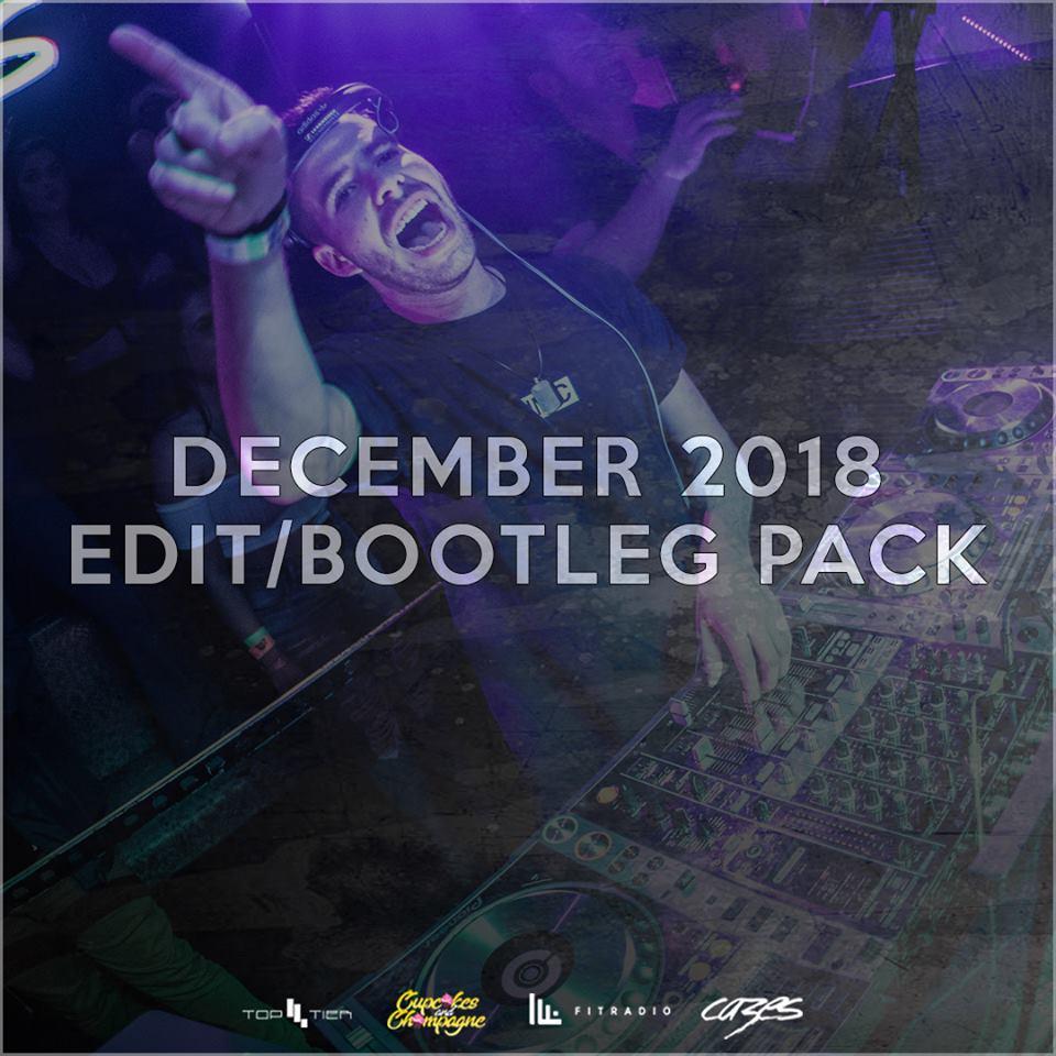 Cazes - December 2018 Edit_Bootleg Pack