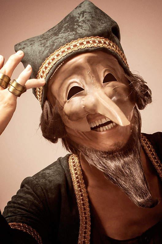 《傀儡马戏团真人舞台剧》将在2019年1月开始在日本公演 - 图片15