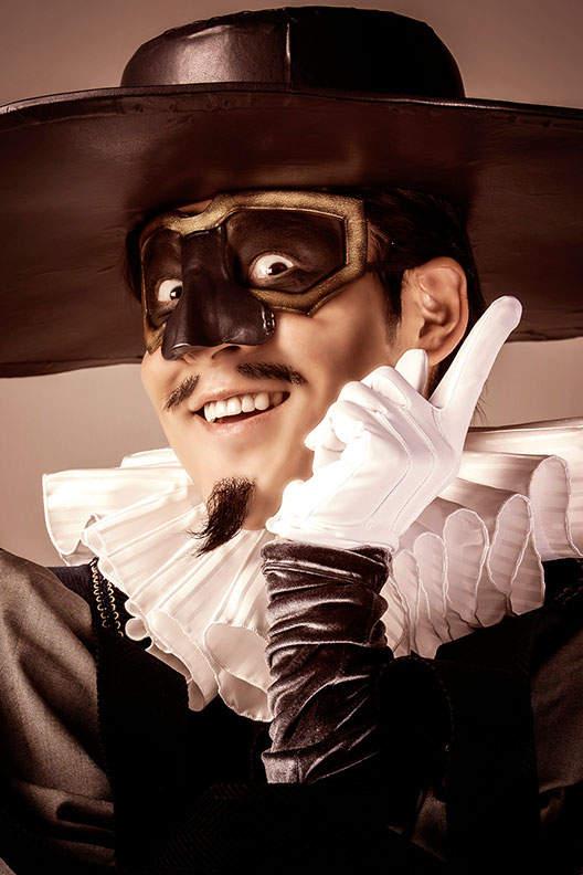 《傀儡马戏团真人舞台剧》将在2019年1月开始在日本公演 - 图片18