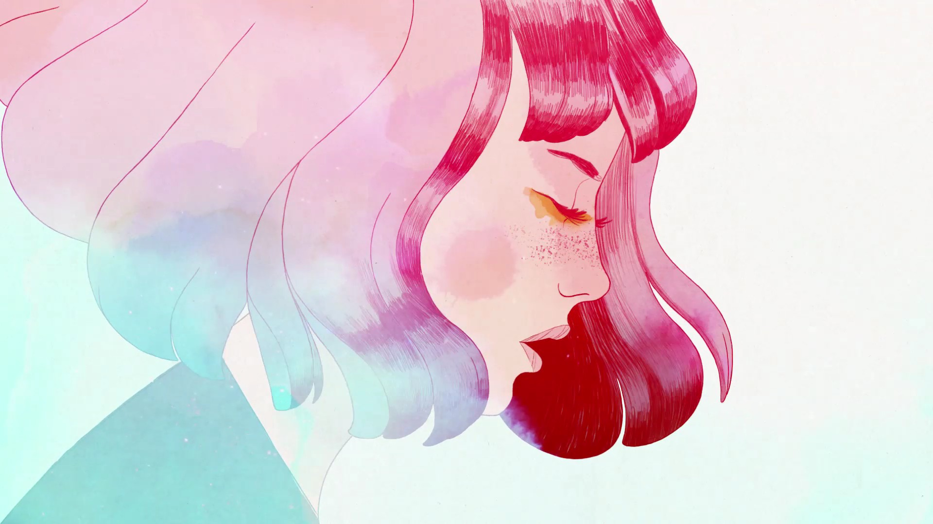 GRIS:You're my unique fav girl!... Xq