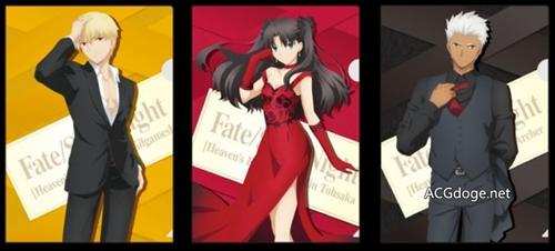 2019 年 1 月 12 日上映,Fate HF 剧场版第二章公开新视觉图与预告(正式预告公开)