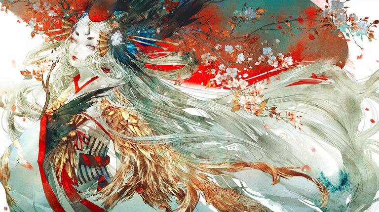 點綴平安京的夜晚。《陰陽師》特輯 动漫精品图片-第7张
