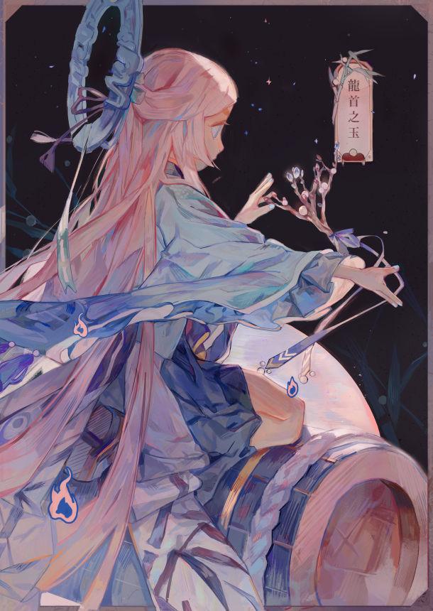 點綴平安京的夜晚。《陰陽師》特輯 动漫精品图片-第9张