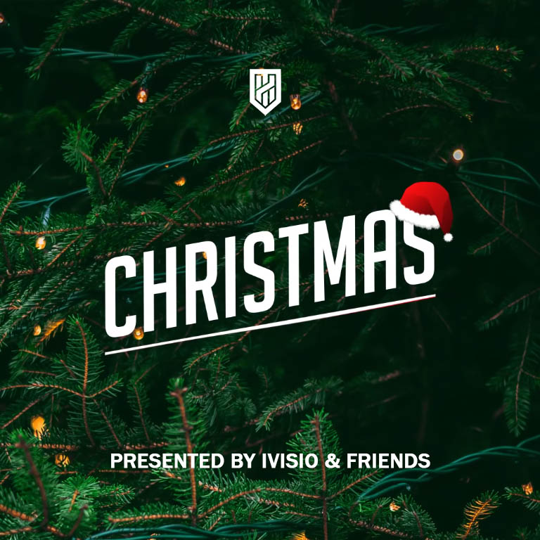 Christmas Mashup Pack 2018 Presented By IVISIO & FRIENDS