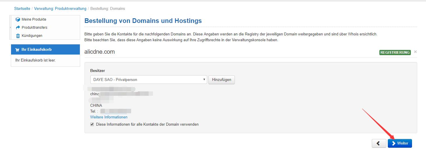 infomaniak圣诞活动:免费赠送一年域名(可选COM/NET/ORG等主流后缀)+虚拟主机和Email空间 其他 第9张