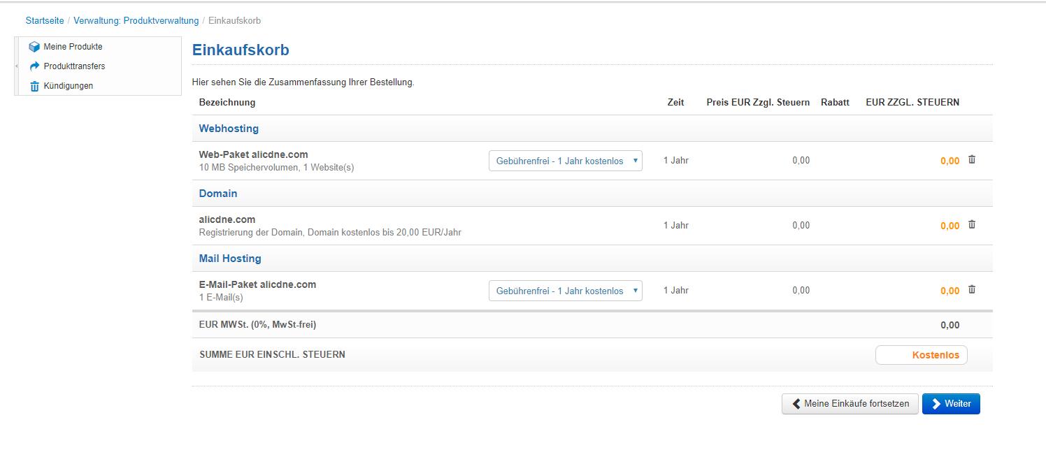 infomaniak圣诞活动:免费赠送一年域名(可选COM/NET/ORG等主流后缀)+虚拟主机和Email空间 其他 第10张