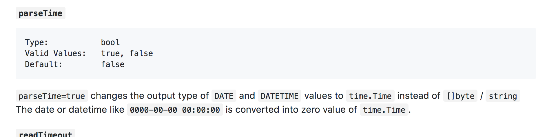 Golang与MySQL的日期格式化问题- 许博的博客