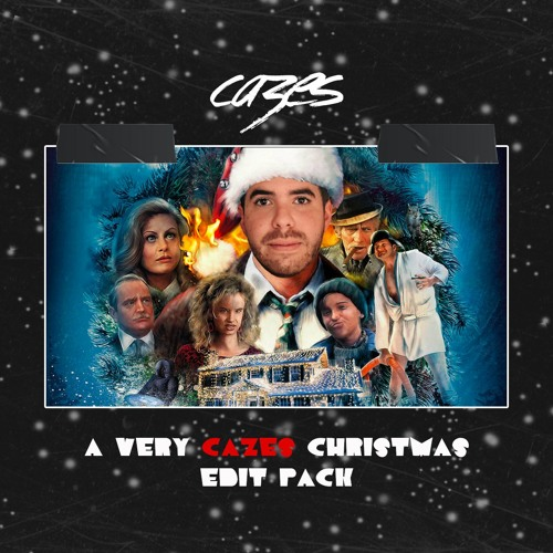 Cazes - A Very Cazes Christmas Edit Pack