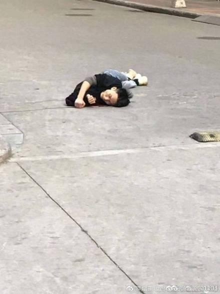 佳士工人声援团就广州十三行黄伟鹏死亡一事的质疑书