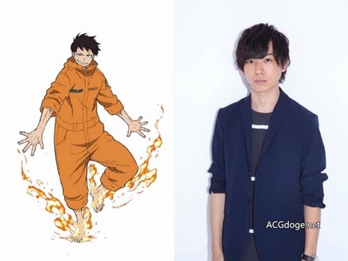 焰人背后的斗争,漫画《炎炎消防队》将改编为 TV 动画(小林裕介配音的亚瑟・博伊尔角色 PV 公开)