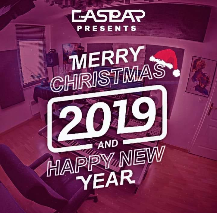 Gaspar Presents - Merry Christmas And Happy New Year 2019 Megapack