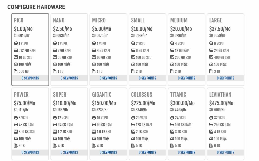 超简单免费撸skysilk12美元,可免费使用VPS12个月(附详细注册+开通VPS教程) 服务器推荐 第10张