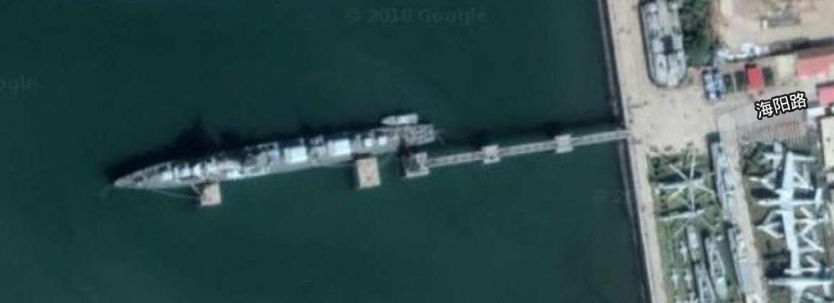 6607驱逐舰-101-鞍山-青岛海军博物馆-1.jpg