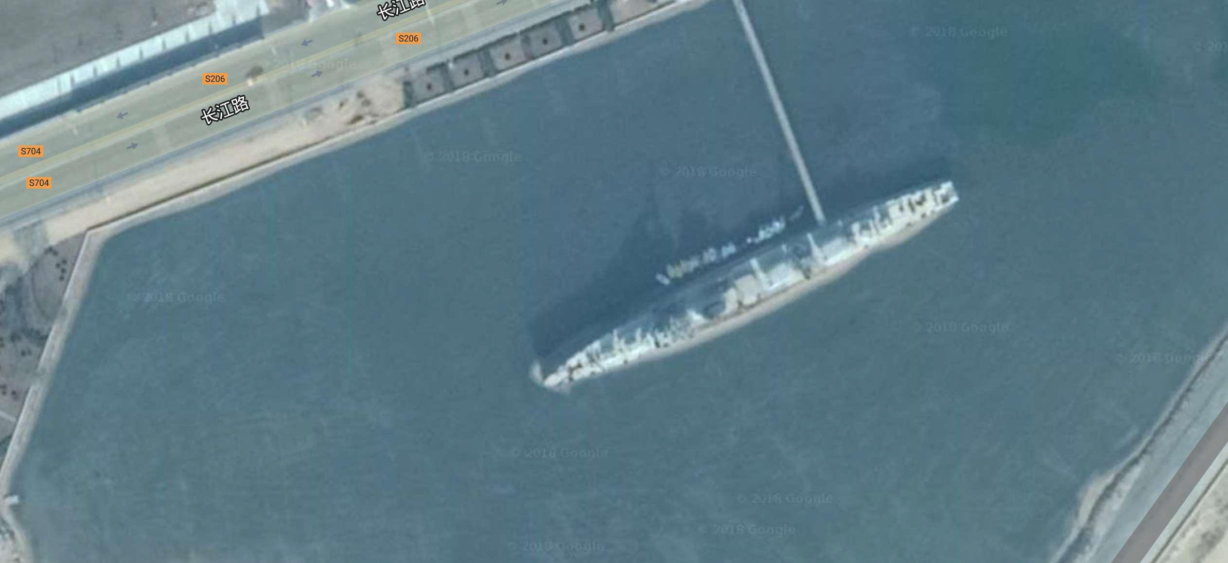 6607驱逐舰-103-长春-山东省乳山市银滩海上乐园-1.jpg