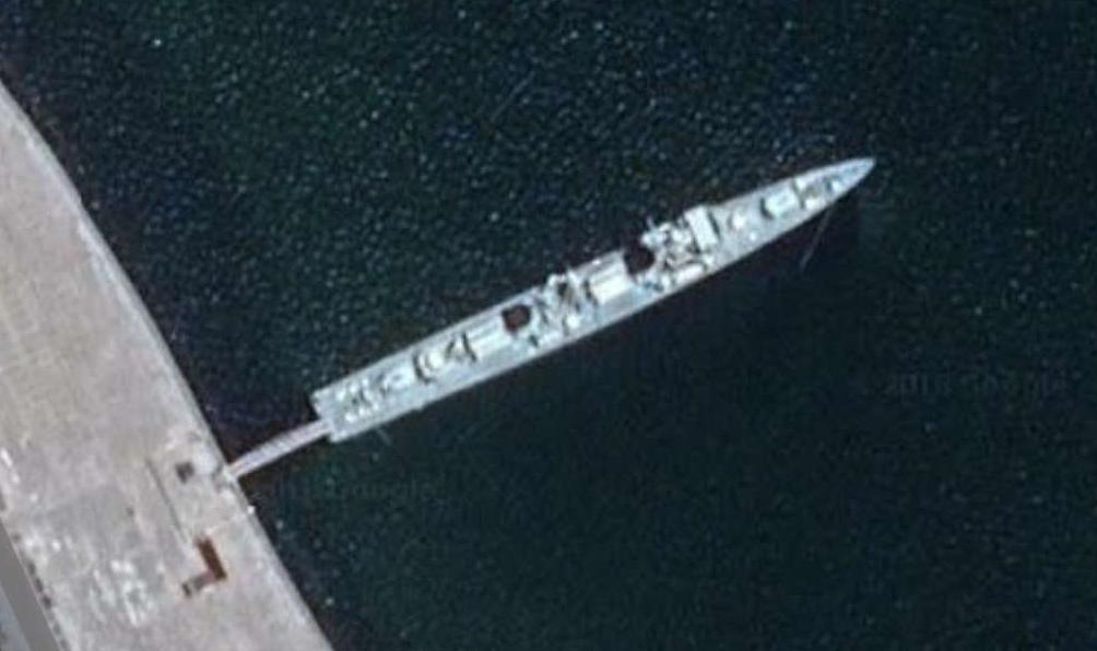 051Z导弹驱逐舰-132-合肥-山东烟台黄海明珠北侧(海军航空工程大学)-1.jpg
