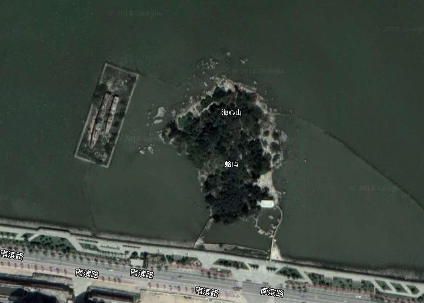 037猎潜艇-668-汶川-广东汕头蛤屿鸡心屿-1.jpg