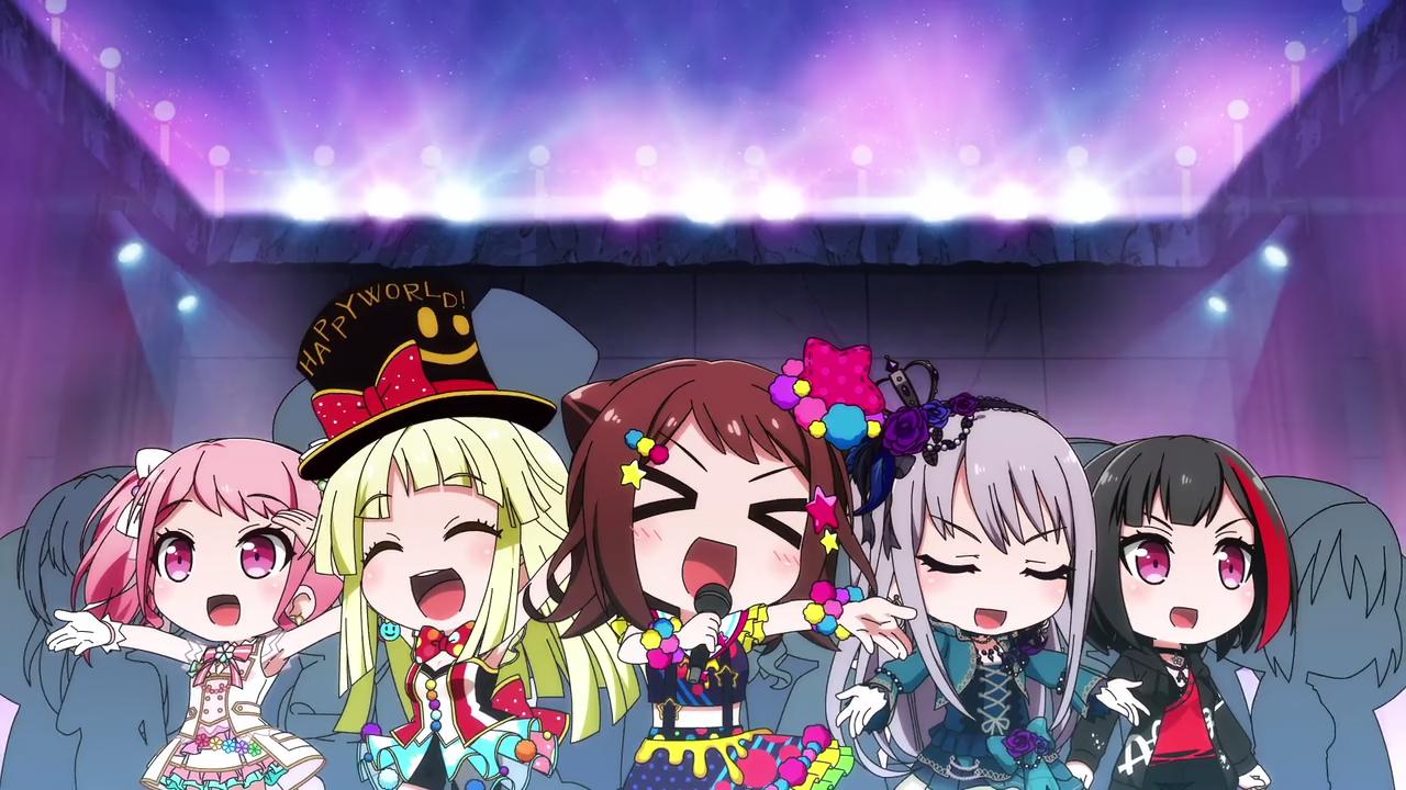 BanG Dream! Garupa☆Pico Episode 26 (END) Subtitle Indonesia