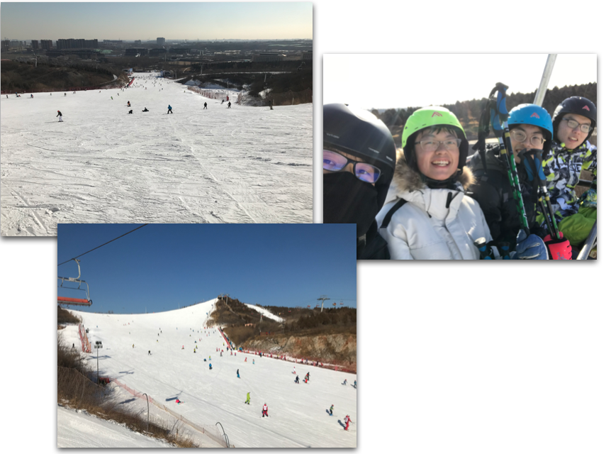 北京 万龙八易滑雪场
