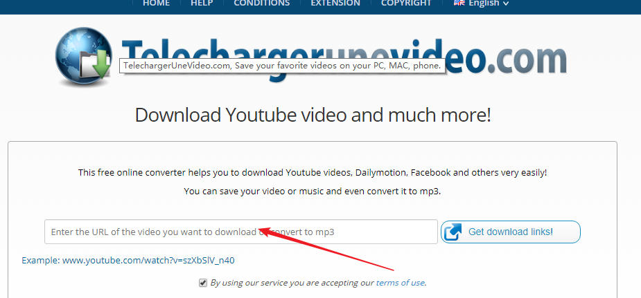 Youtube在线下载工具