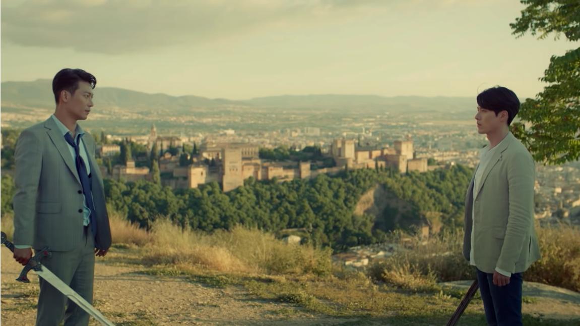 安利一个神剧—『阿尔罕布拉宫的回忆』
