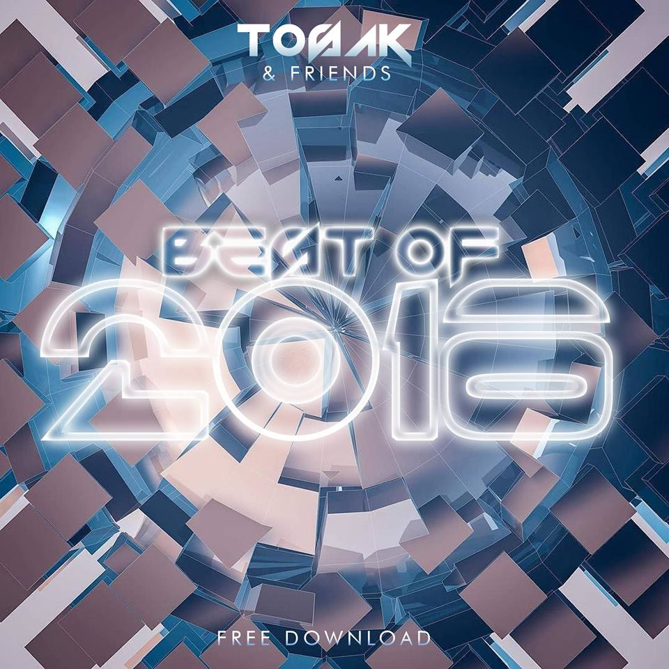 TOSAK & Friends Best Of 2018 Mashup Pack