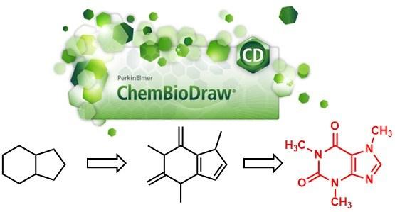 专业化学绘图 ChemOffice Suite 2018 破解