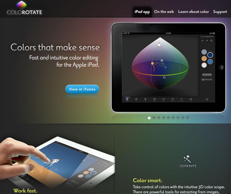 缺少配色灵感,整理超全超赞的配色工具帮你-第10张图片-木头资源网