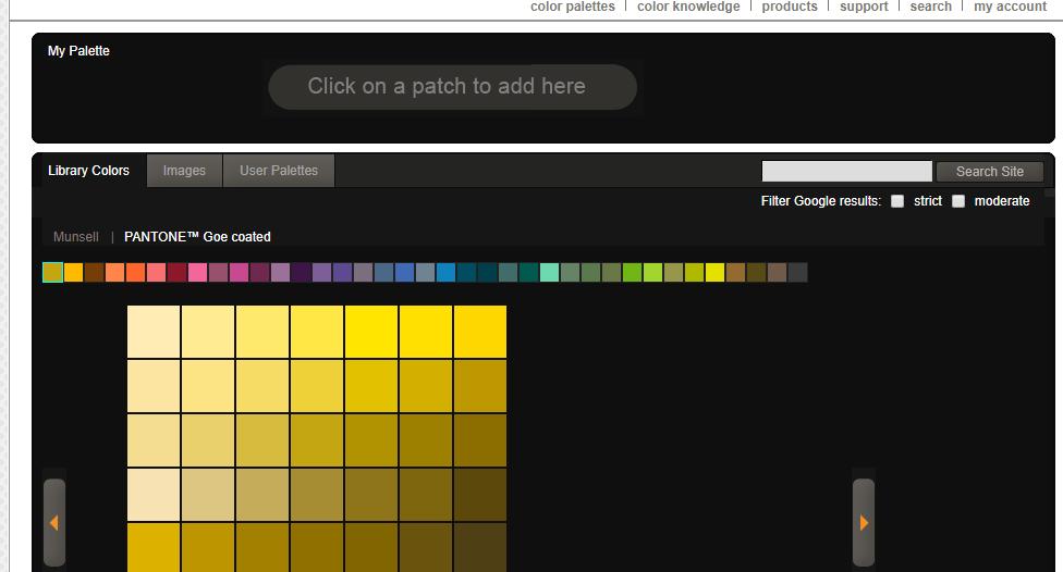 缺少配色灵感,整理超全超赞的配色工具帮你-第12张图片-木头资源网