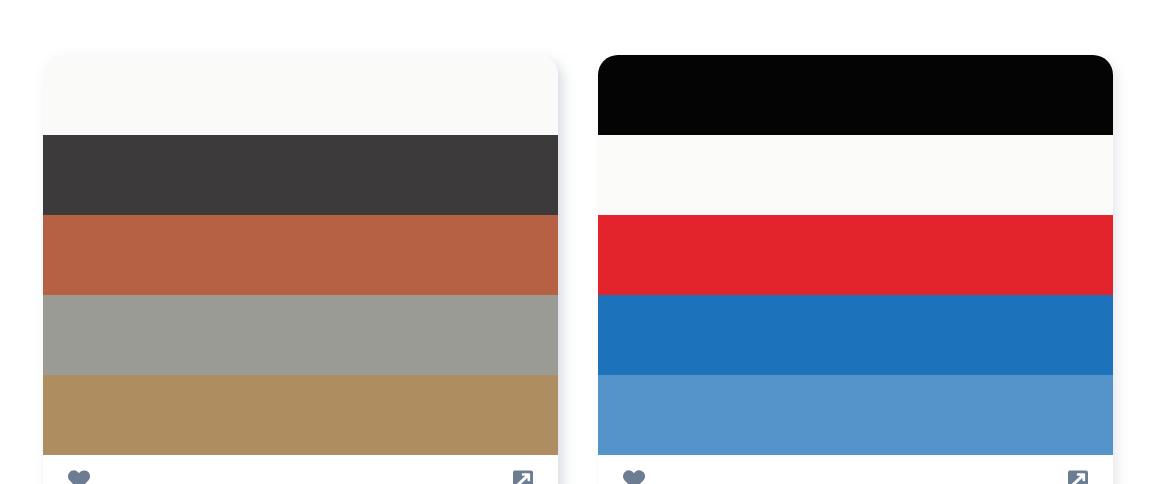 缺少配色灵感,整理超全超赞的配色工具帮你-第17张图片-木头资源网