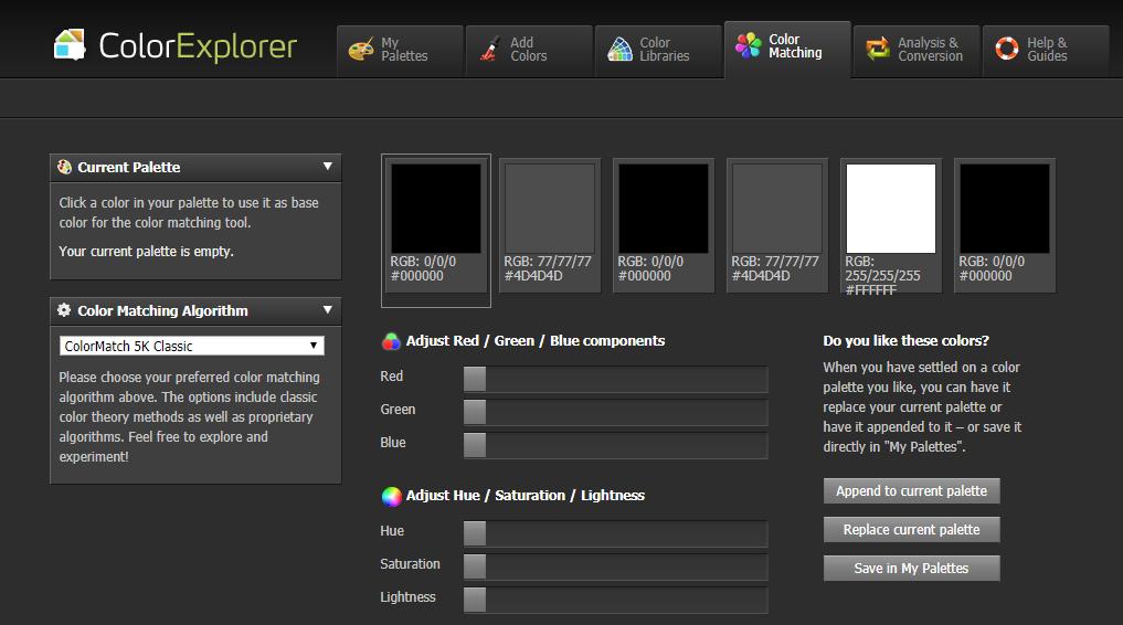 缺少配色灵感,整理超全超赞的配色工具帮你-第19张图片-木头资源网