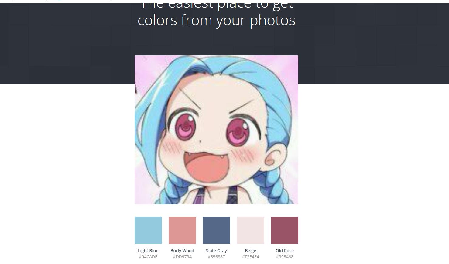 缺少配色灵感,整理超全超赞的配色工具帮你-第20张图片-木头资源网