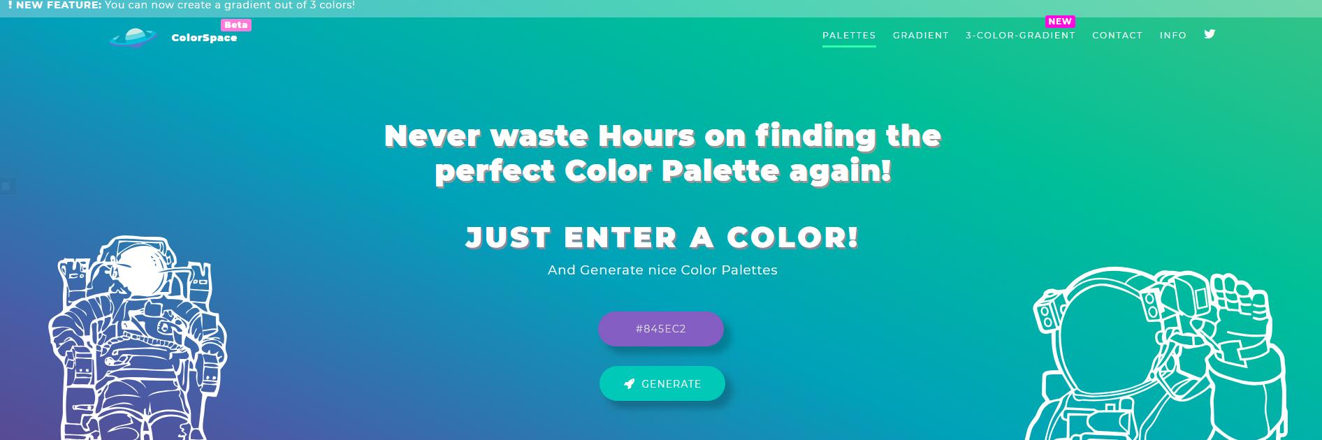 缺少配色灵感,整理超全超赞的配色工具帮你-第22张图片-木头资源网