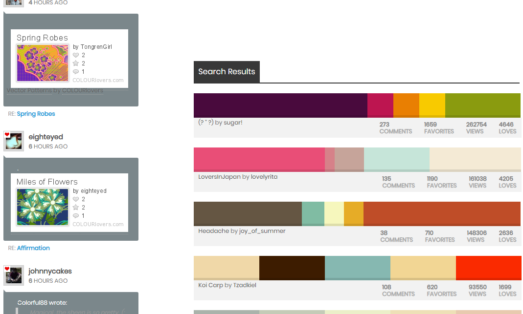 缺少配色灵感,整理超全超赞的配色工具帮你-第23张图片-木头资源网