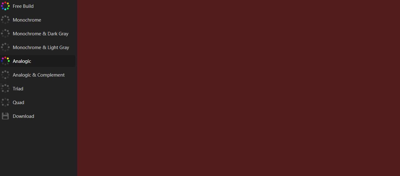 缺少配色灵感,整理超全超赞的配色工具帮你-第24张图片-木头资源网