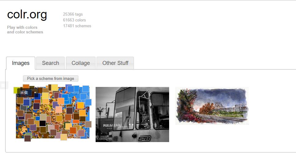缺少配色灵感,整理超全超赞的配色工具帮你-第27张图片-木头资源网