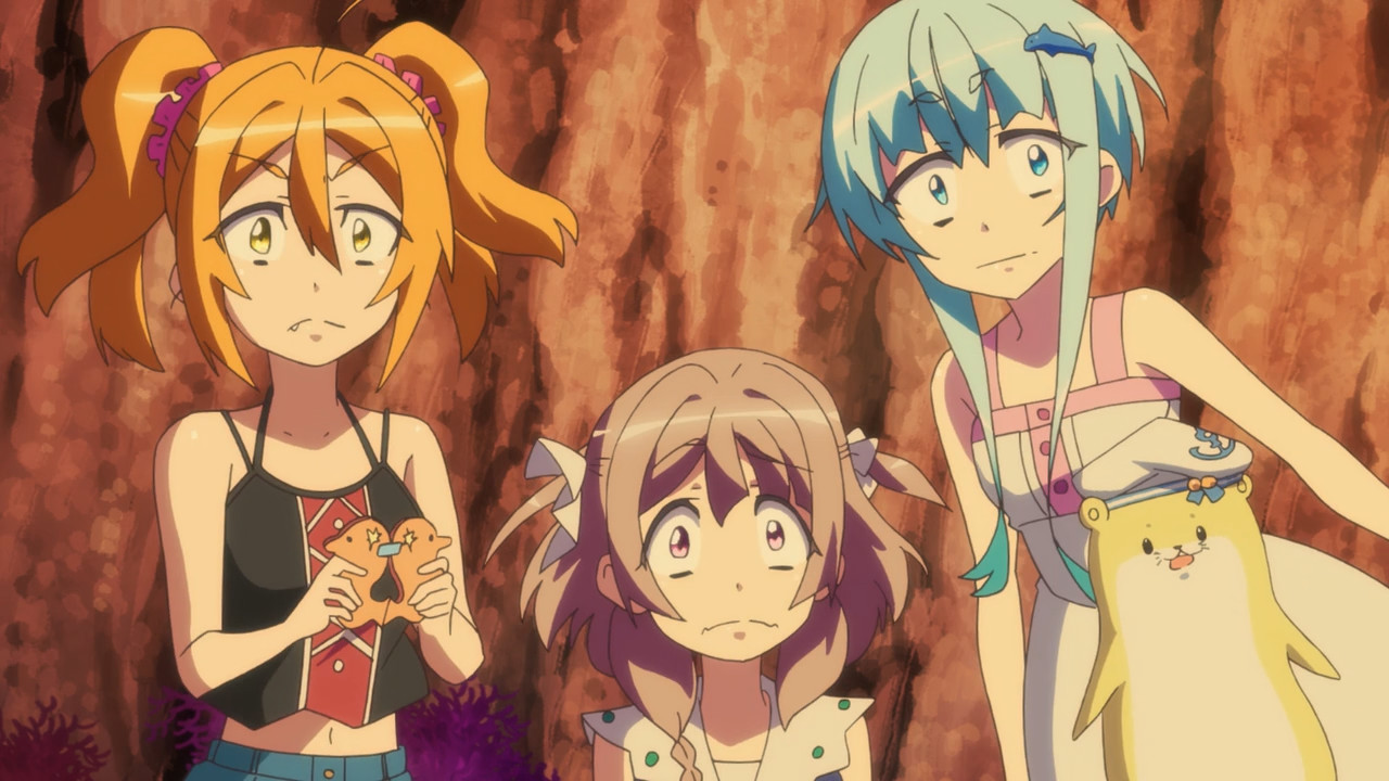 Bermuda Triangle: Colorful Pastrale Episode 3 Subtitle Indonesia